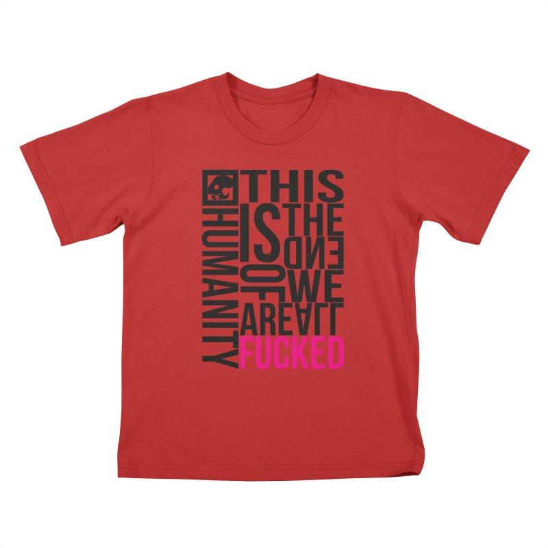 CasaNorte - Note Kids T-Shirt by Casa Norte's Artist Shop
