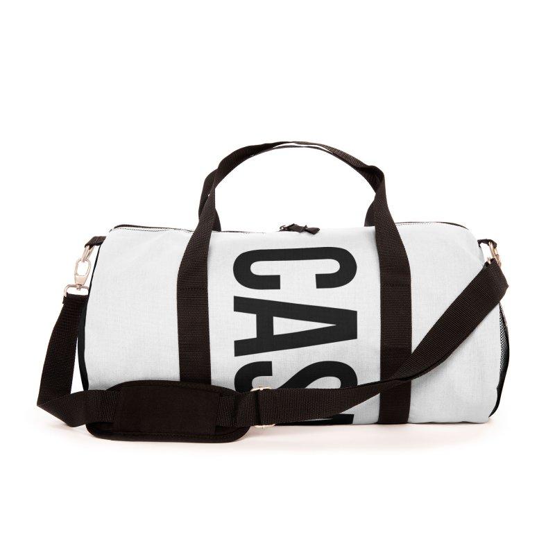 CasaNorte - CasaPlain Accessories Bag by Casa Norte's Artist Shop