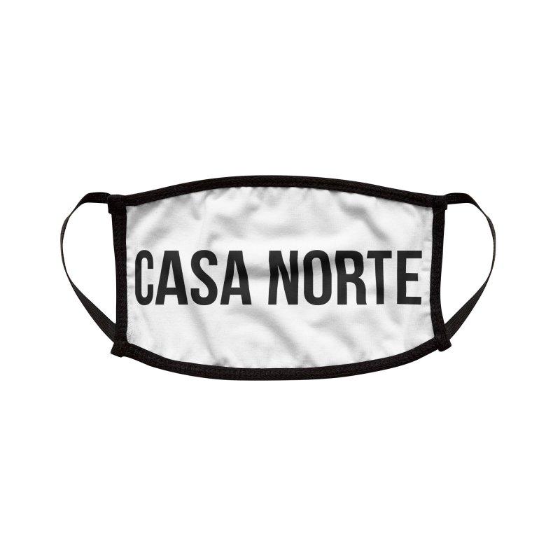 CasaNorte - CasaPlain Accessories Face Mask by Casa Norte's Artist Shop