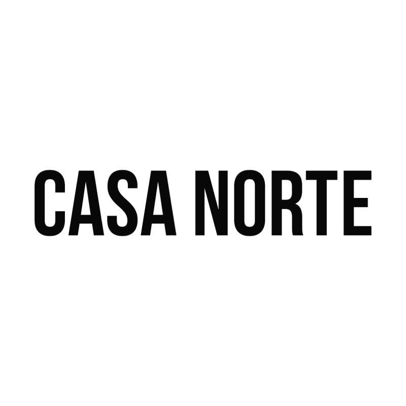 CasaNorte - CasaPlain Accessories Bag by Casa Norte's Artist Shop