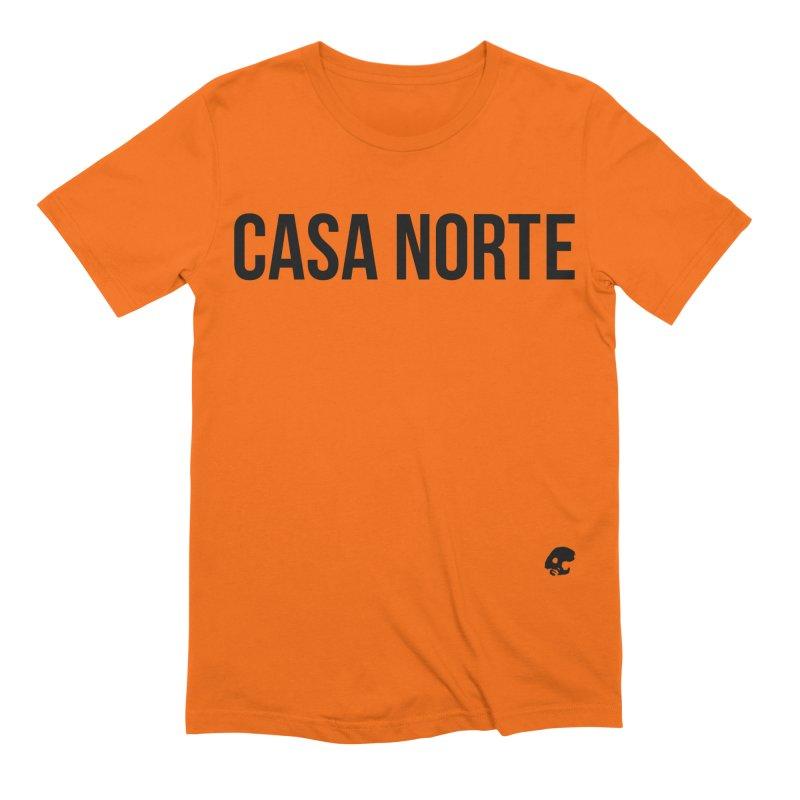 CasaNorte - CasaPlain Men's Extra Soft T-Shirt by Casa Norte's Artist Shop