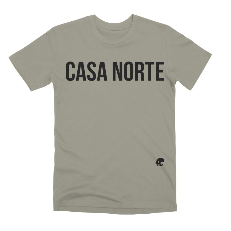 CasaNorte - CasaPlain Men's Premium T-Shirt by Casa Norte's Artist Shop
