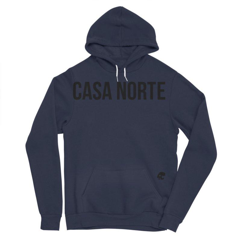 CasaNorte - CasaPlain Women's Sponge Fleece Pullover Hoody by Casa Norte's Artist Shop