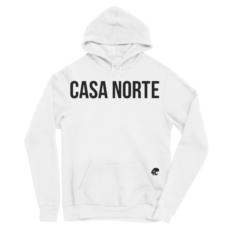 CasaNorte - CasaPlain Men's Sponge Fleece Pullover Hoody by Casa Norte's Artist Shop