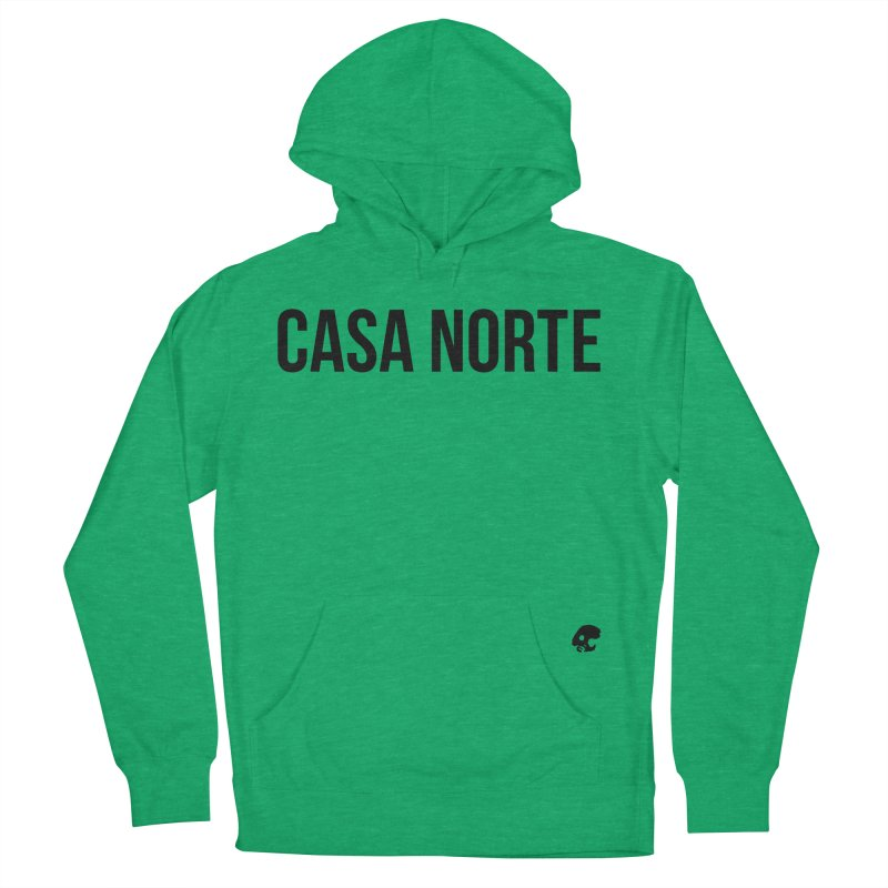 CasaNorte - CasaPlain Women's French Terry Pullover Hoody by Casa Norte's Artist Shop