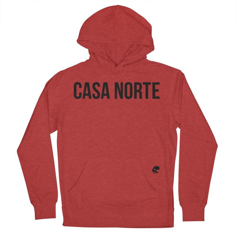 CasaNorte - CasaPlain Men's French Terry Pullover Hoody by Casa Norte's Artist Shop