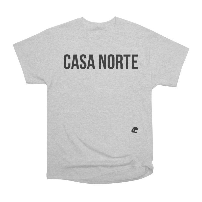 CasaNorte - CasaPlain Men's Heavyweight T-Shirt by Casa Norte's Artist Shop