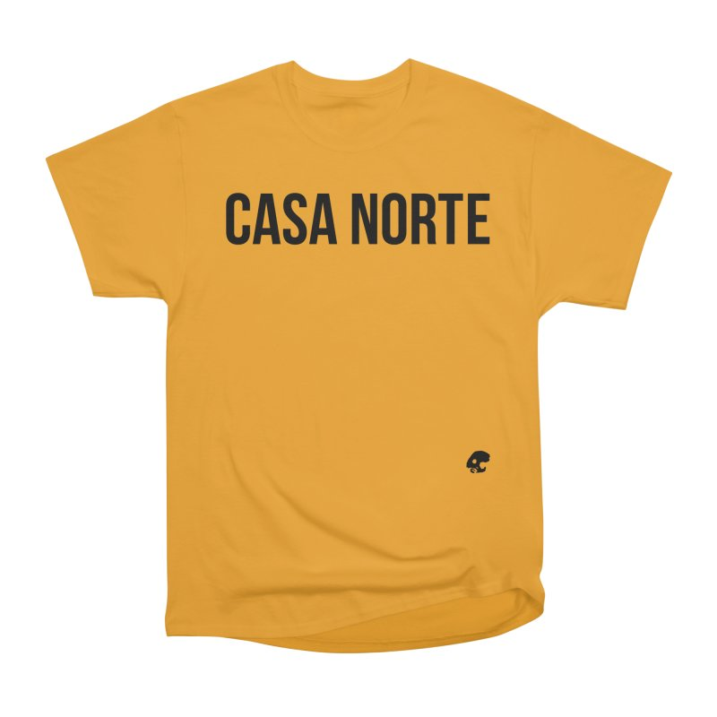 CasaNorte - CasaPlain Men's Heavyweight T-Shirt by Casa Norte's Artist Shop