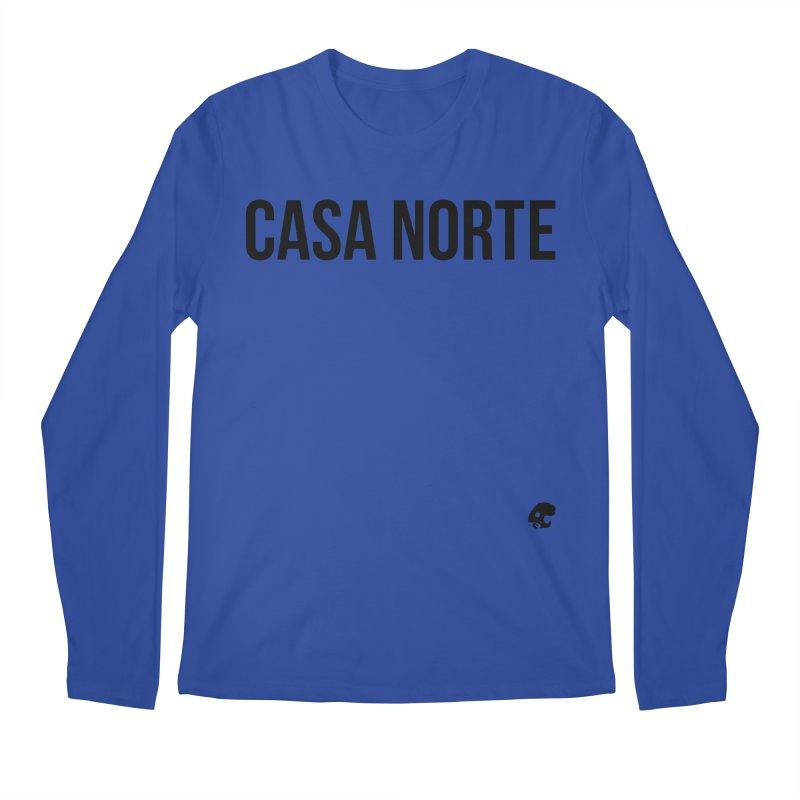CasaNorte - CasaPlain Men's Regular Longsleeve T-Shirt by Casa Norte's Artist Shop
