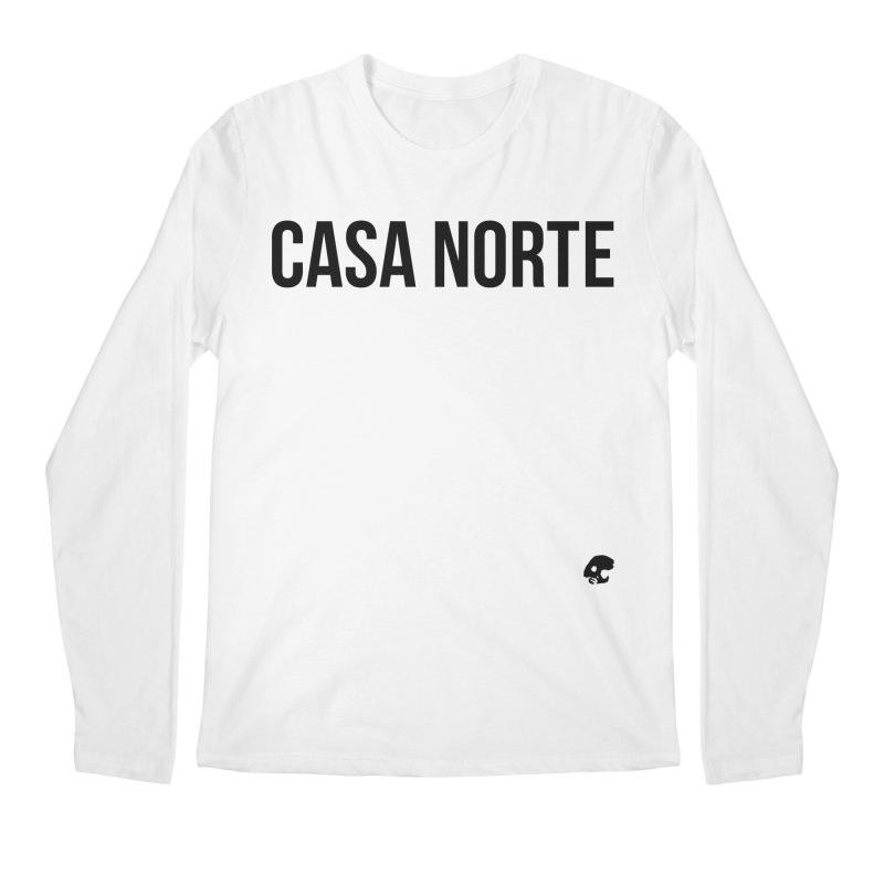 CasaNorte - CasaPlain Men's Regular Longsleeve T-Shirt by Casa Norte's Artist Shop
