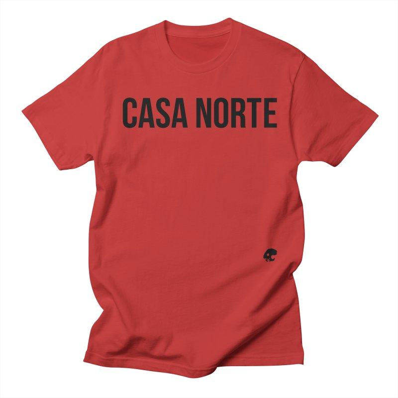 CasaNorte - CasaPlain Men's Regular T-Shirt by Casa Norte's Artist Shop