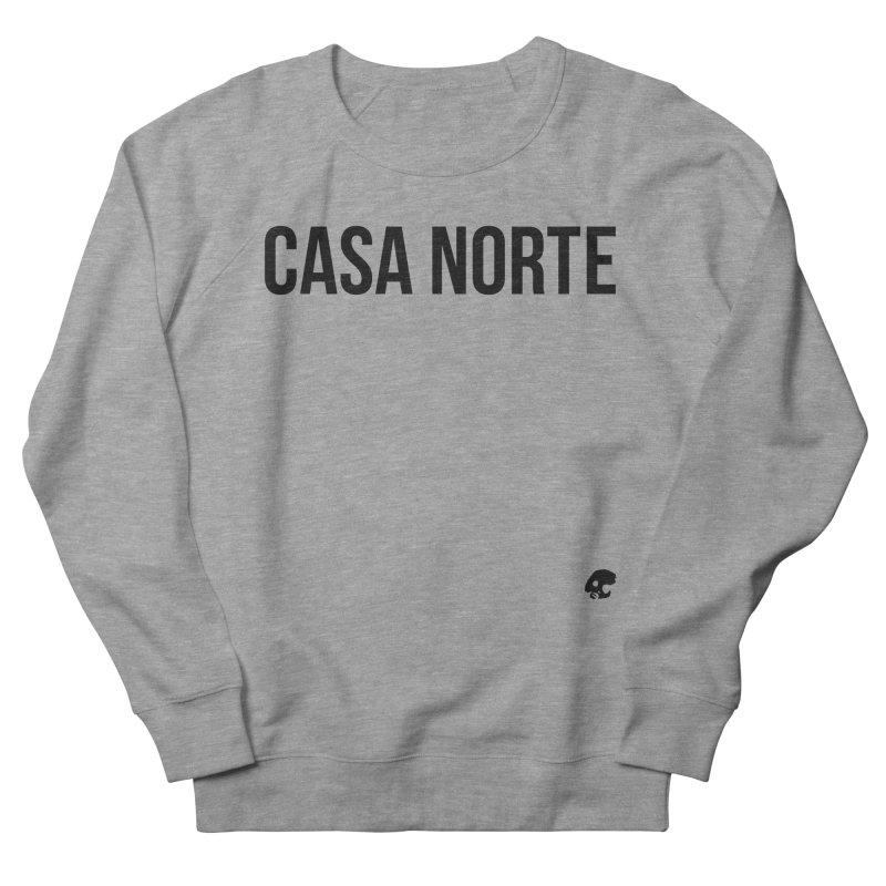 CasaNorte - CasaPlain Women's French Terry Sweatshirt by Casa Norte's Artist Shop