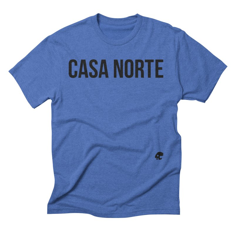 CasaNorte - CasaPlain Men's Triblend T-Shirt by Casa Norte's Artist Shop