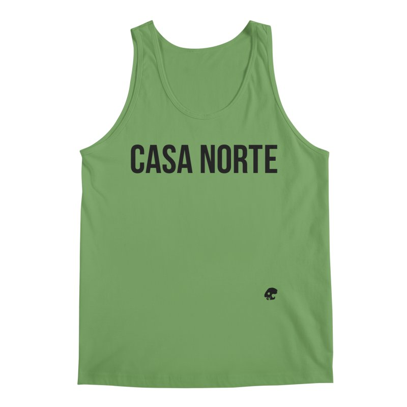 CasaNorte - CasaPlain Men's Tank by Casa Norte's Artist Shop