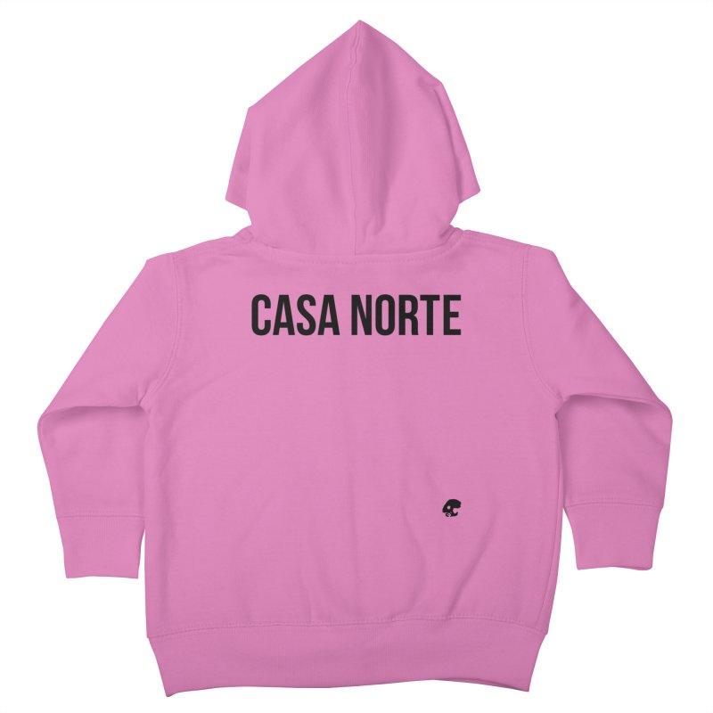 CasaNorte - CasaPlain Kids Toddler Zip-Up Hoody by CasaNorte's Artist Shop