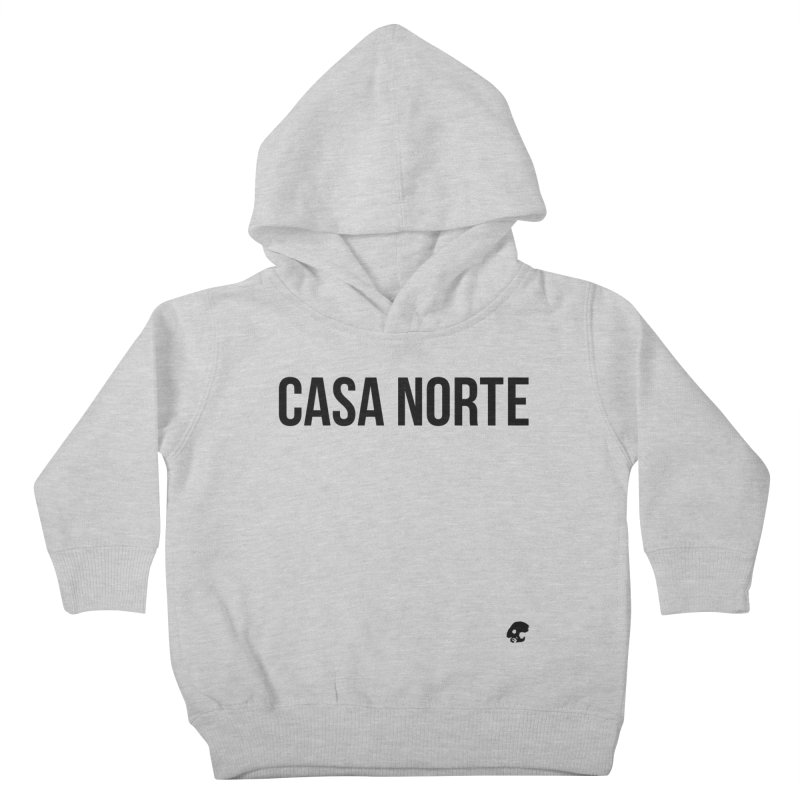 CasaNorte - CasaPlain Kids Toddler Pullover Hoody by Casa Norte's Artist Shop