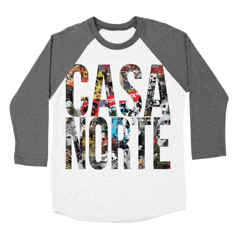 CasaNorte - CNWorldLetters Women's Longsleeve T-Shirt by Casa Norte's Artist Shop