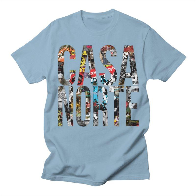 CasaNorte - CNWorldLetters Women's T-Shirt by Casa Norte's Artist Shop