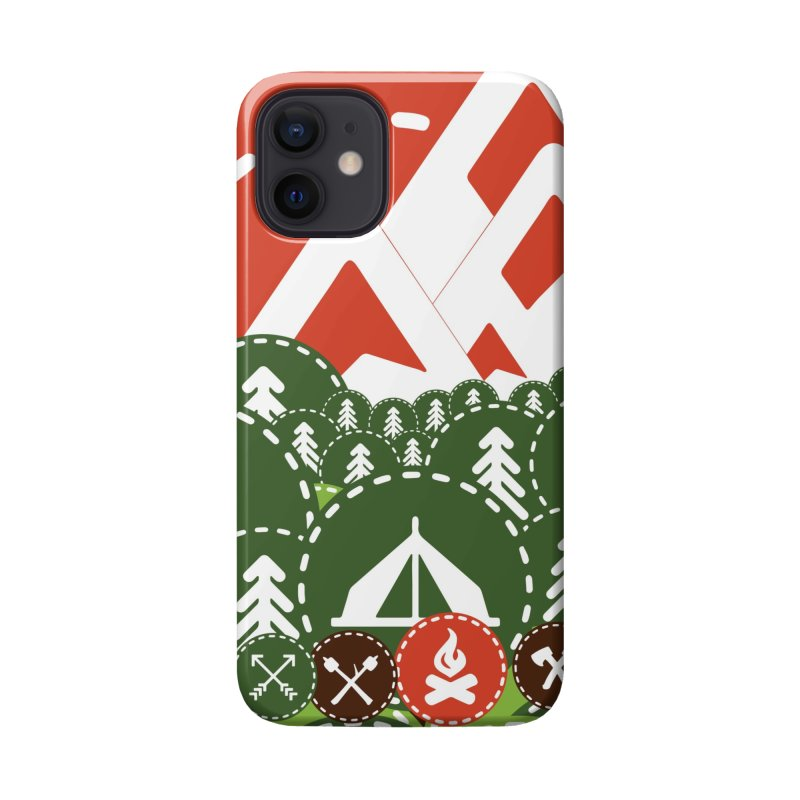 Camping Maniacs - Camp Accessories Phone Case by Casa Norte's Artist Shop