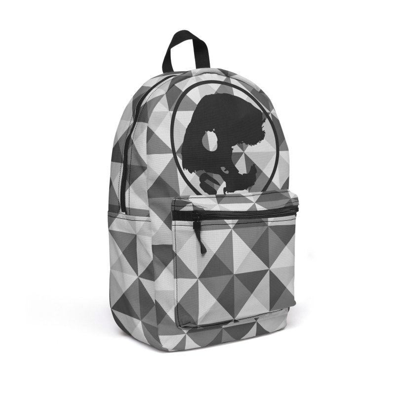 CasaNorte - CasaNorte10 Accessories Backpack Bag by Casa Norte's Artist Shop