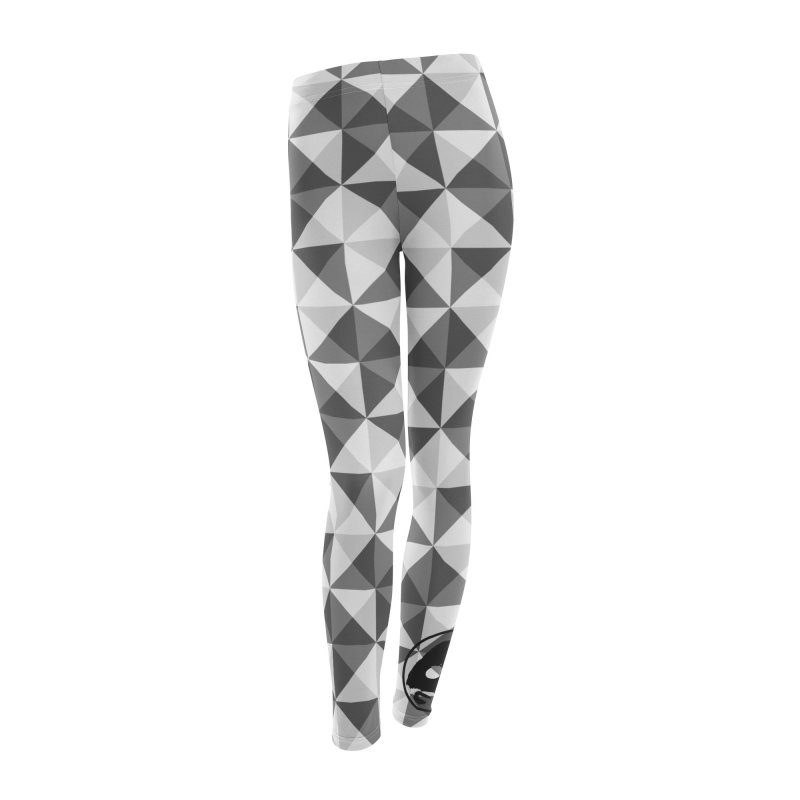 CasaNorte - CasaNorte10 Women's Leggings Bottoms by Casa Norte's Artist Shop