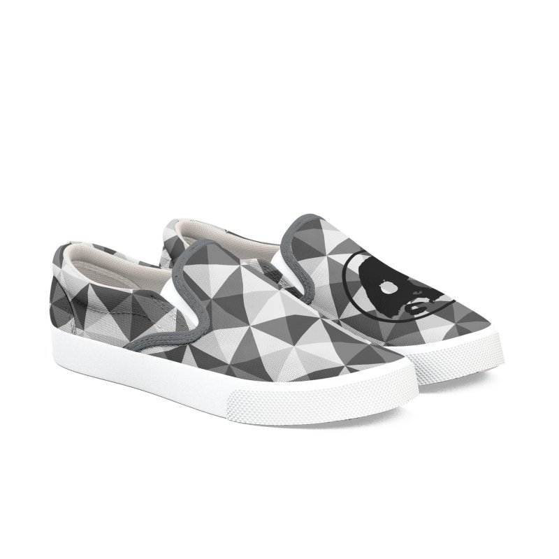 CasaNorte - CasaNorte10 Women's Slip-On Shoes by Casa Norte's Artist Shop