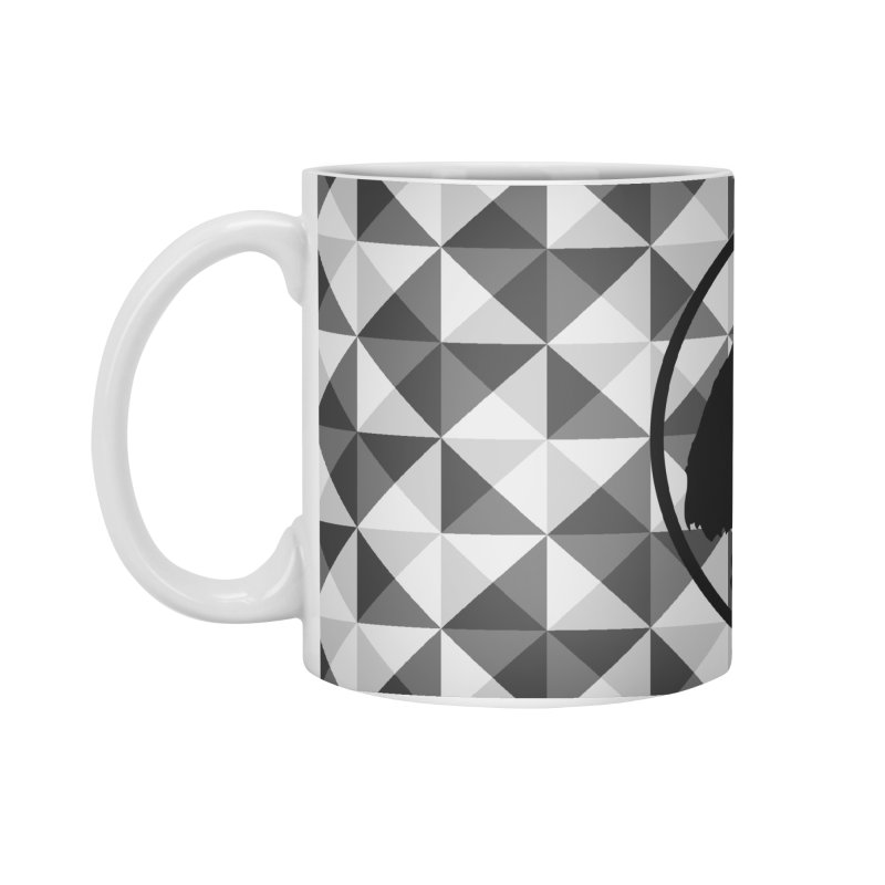 CasaNorte - CasaNorte10 Accessories Standard Mug by Casa Norte's Artist Shop