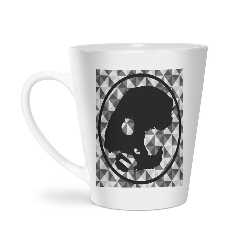 CasaNorte - CasaNorte10 Accessories Latte Mug by Casa Norte's Artist Shop
