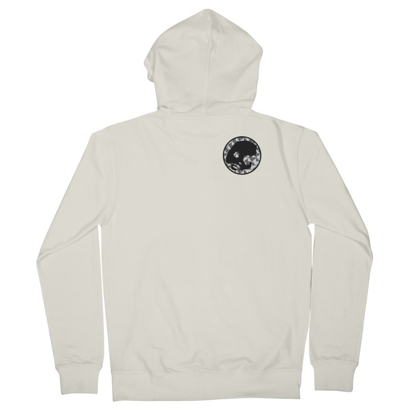 CasaNorte - CasaNorte10 Women's French Terry Zip-Up Hoody by Casa Norte's Artist Shop