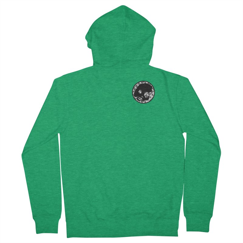 CasaNorte - CasaNorte10 Men's French Terry Zip-Up Hoody by Casa Norte's Artist Shop