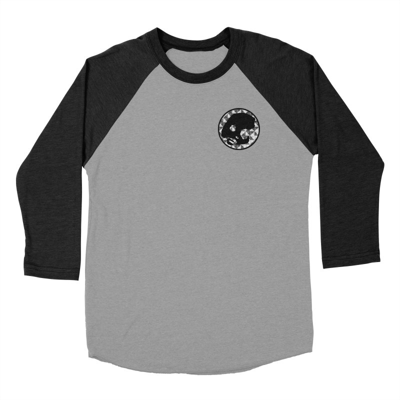 CasaNorte - CasaNorte10 Men's Baseball Triblend Longsleeve T-Shirt by Casa Norte's Artist Shop