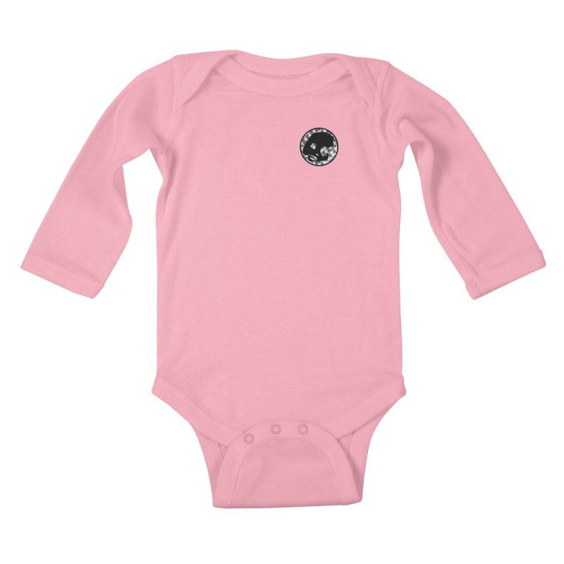 CasaNorte - CasaNorte10 Kids Baby Longsleeve Bodysuit by Casa Norte's Artist Shop