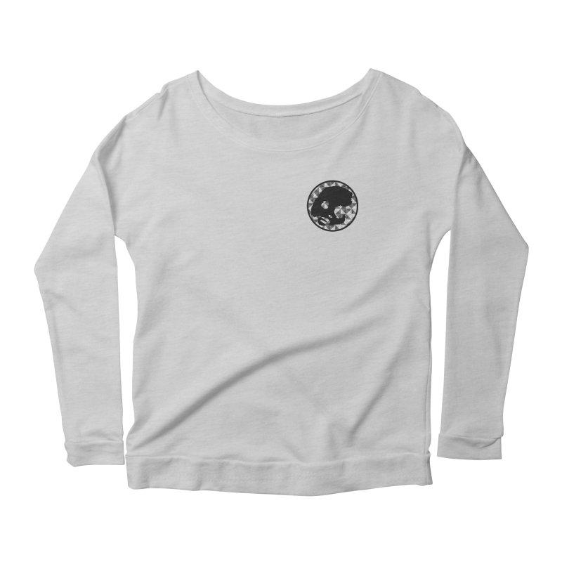 CasaNorte - CasaNorte10 Women's Scoop Neck Longsleeve T-Shirt by Casa Norte's Artist Shop
