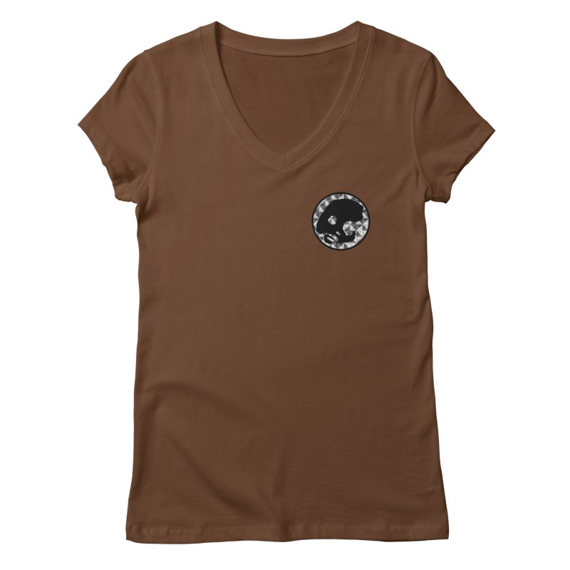 CasaNorte - CasaNorte10 Women's Regular V-Neck by Casa Norte's Artist Shop