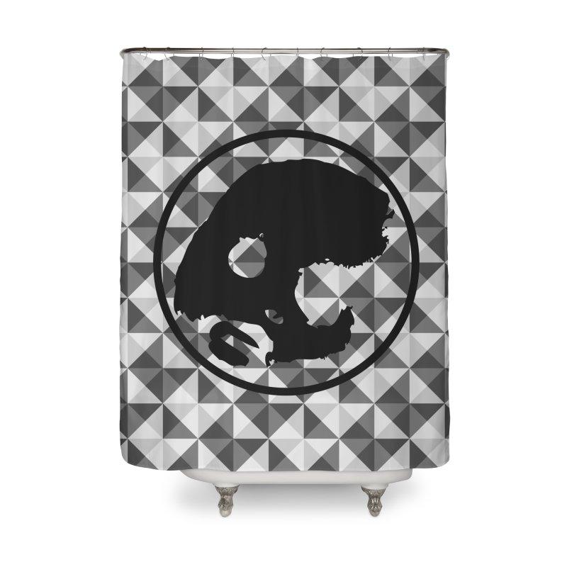 CasaNorte - CasaNorte10 Home Shower Curtain by Casa Norte's Artist Shop