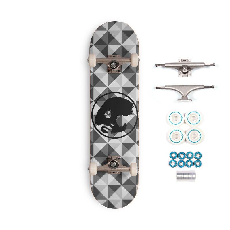 CasaNorte - CasaNorte10 Accessories Complete - Basic Skateboard by Casa Norte's Artist Shop