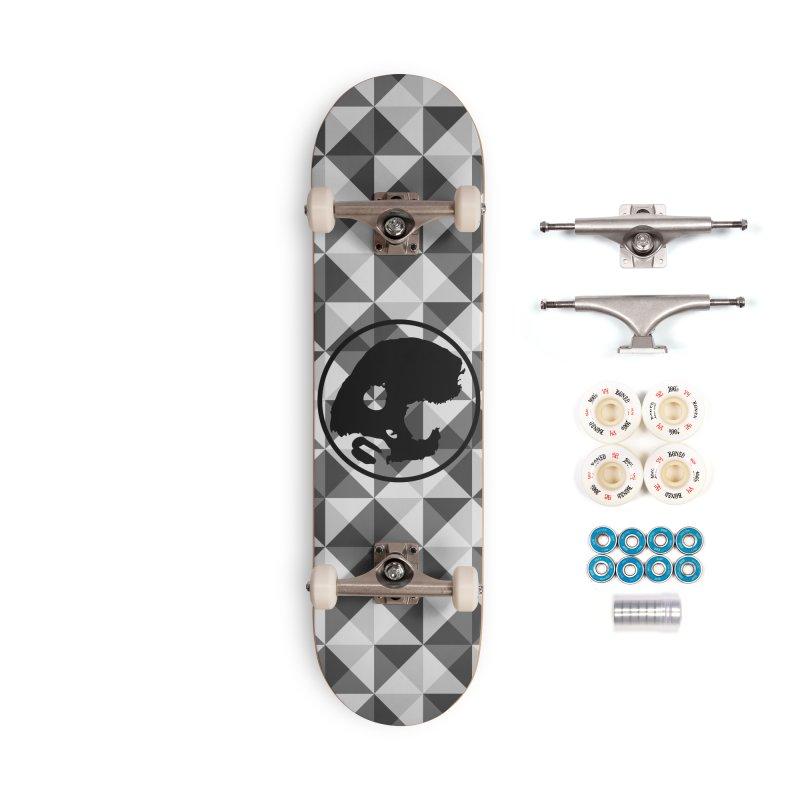 CasaNorte - CasaNorte10 Accessories Complete - Premium Skateboard by Casa Norte's Artist Shop