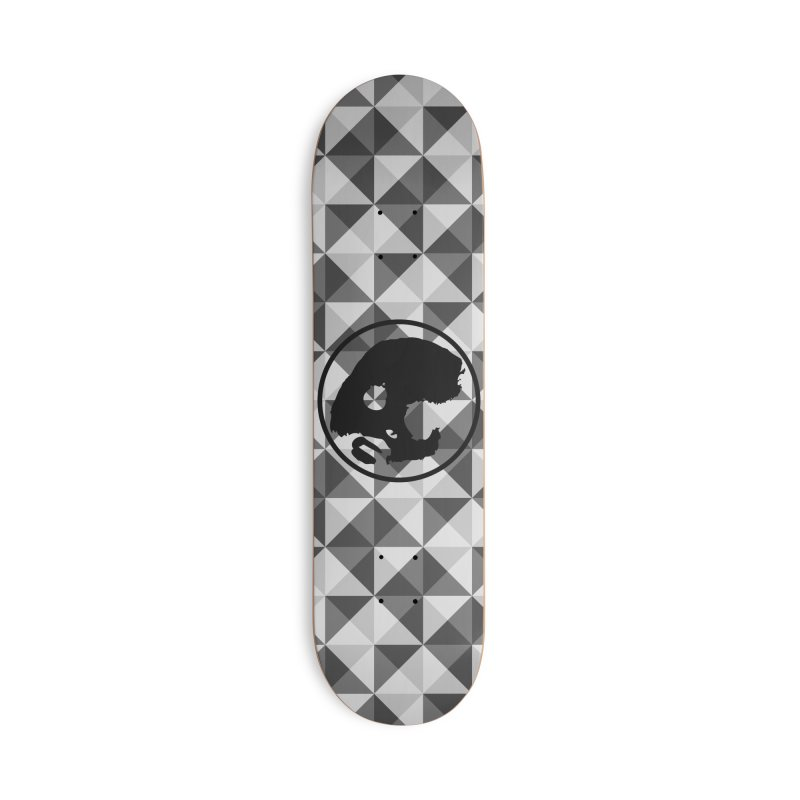CasaNorte - CasaNorte10 Accessories Deck Only Skateboard by Casa Norte's Artist Shop