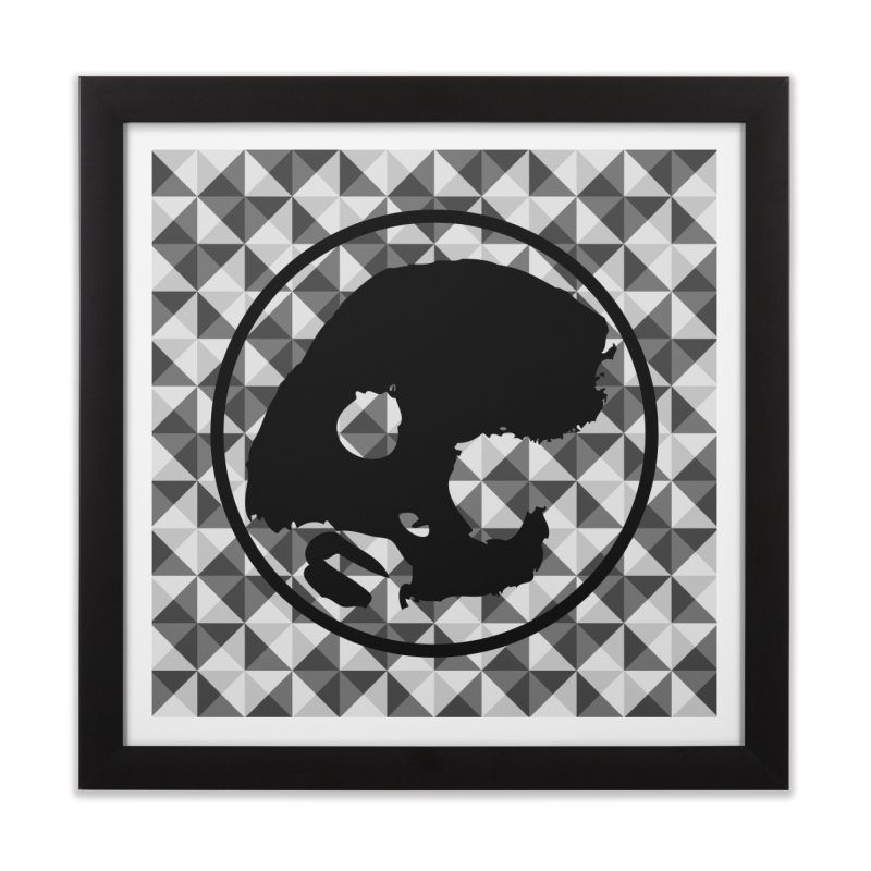 CasaNorte - CasaNorte10 Home Framed Fine Art Print by Casa Norte's Artist Shop