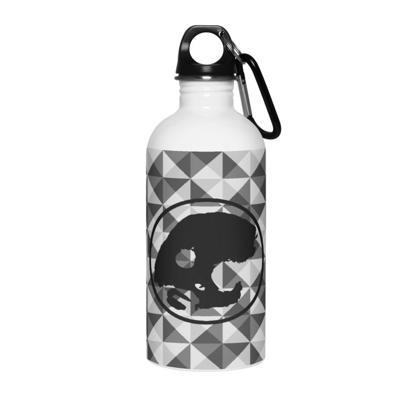 CasaNorte - CasaNorte10 Accessories Water Bottle by Casa Norte's Artist Shop