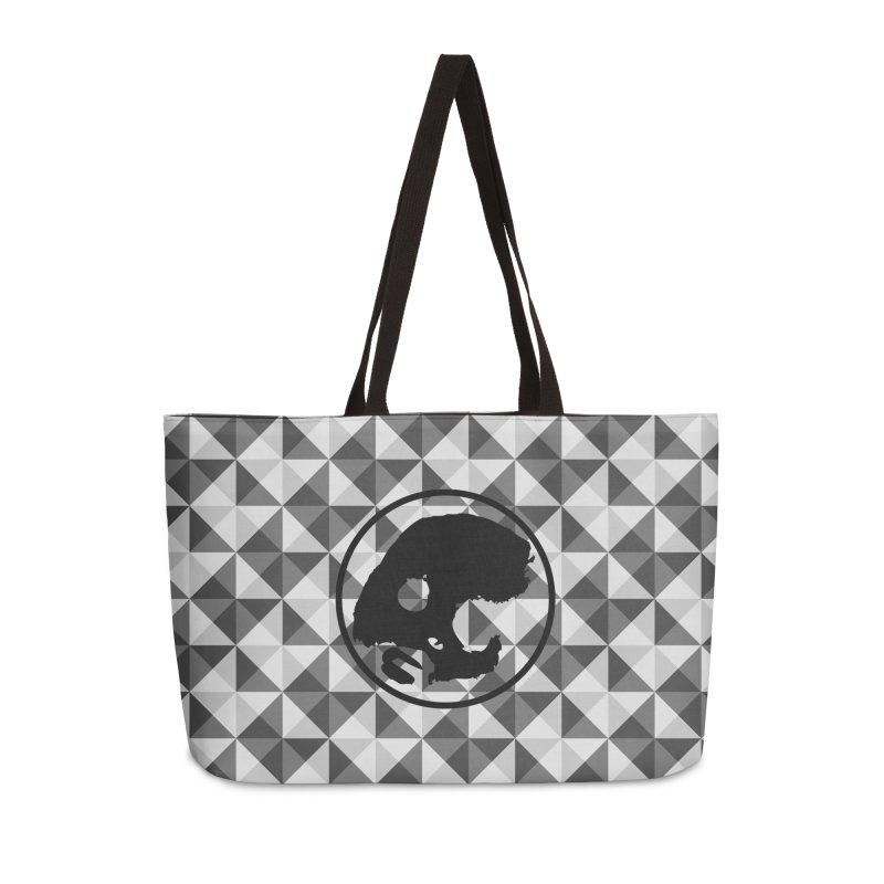 CasaNorte - CasaNorte10 Accessories Weekender Bag Bag by Casa Norte's Artist Shop