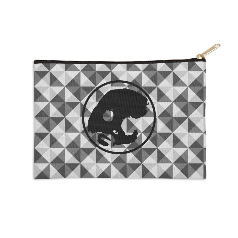 CasaNorte - CasaNorte10 Accessories Zip Pouch by Casa Norte's Artist Shop