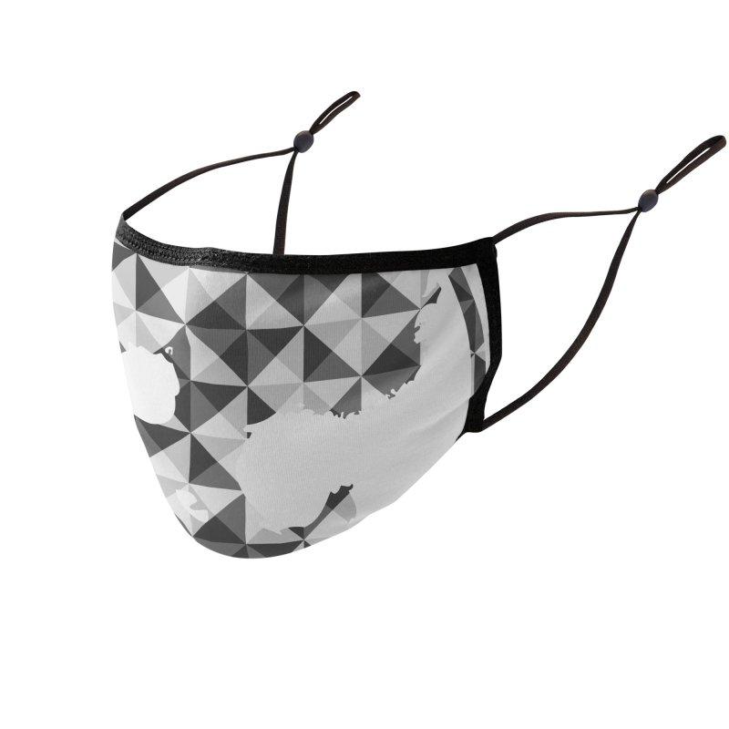 CasaNorte - CasaNorte11 Accessories Face Mask by Casa Norte's Artist Shop