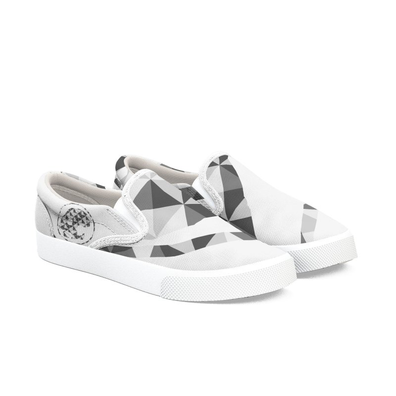 CasaNorte - CasaNorte11 Men's Slip-On Shoes by Casa Norte's Artist Shop