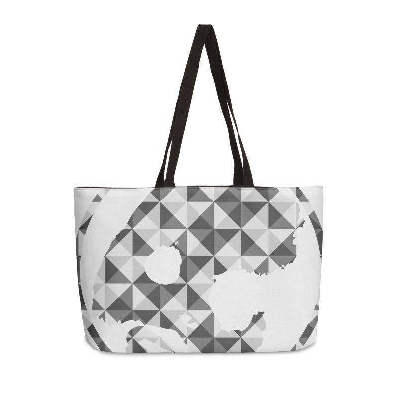 CasaNorte - CasaNorte11 Accessories Bag by Casa Norte's Artist Shop