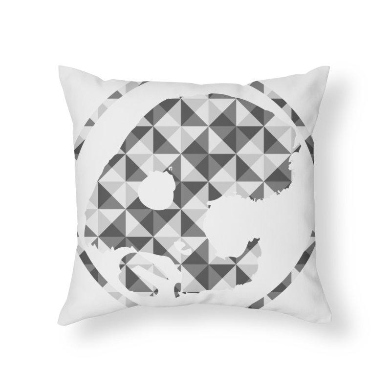 CasaNorte - CasaNorte11 Home Throw Pillow by Casa Norte's Artist Shop