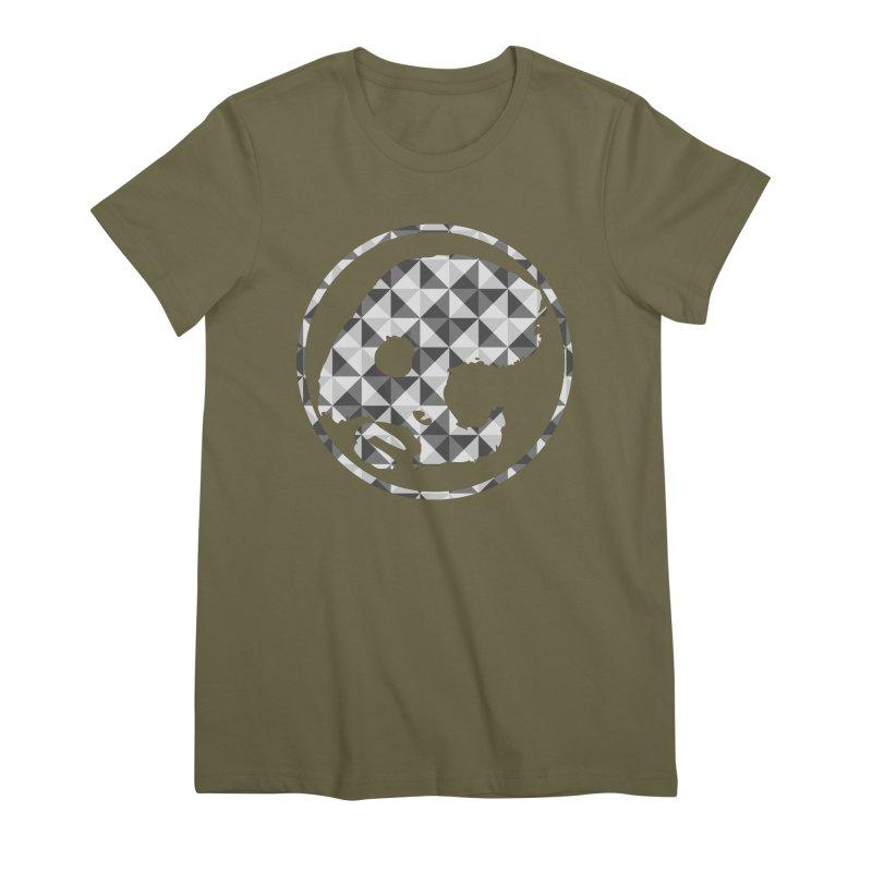 CasaNorte - CasaNorte11 Women's Premium T-Shirt by Casa Norte's Artist Shop