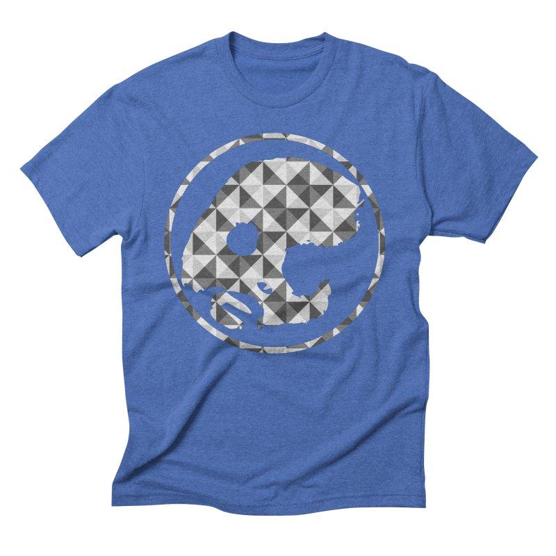 CasaNorte - CasaNorte11 Men's Triblend T-Shirt by Casa Norte's Artist Shop
