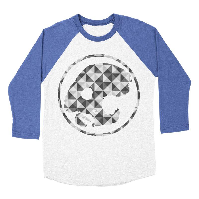 CasaNorte - CasaNorte11 Men's Baseball Triblend Longsleeve T-Shirt by Casa Norte's Artist Shop