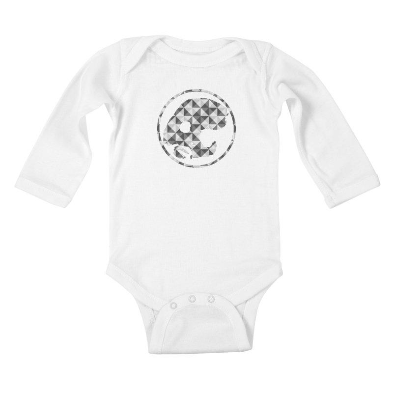 CasaNorte - CasaNorte11 Kids Baby Longsleeve Bodysuit by Casa Norte's Artist Shop